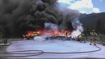 NTSB: several factors, including helicopter design, caused fatal Frisco Flight For Life crash