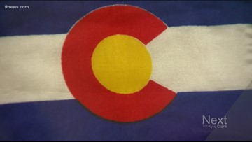 Learn about the history and symbolism behind Colorado's state flag