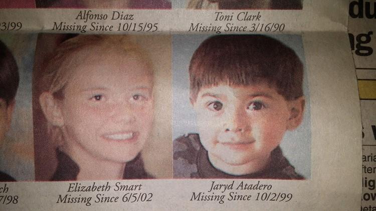 Jaryd Atadero Missing