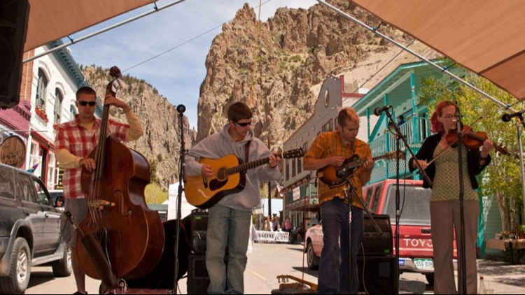Taste of Creede Creede & Mineral County Chamber of Commerce