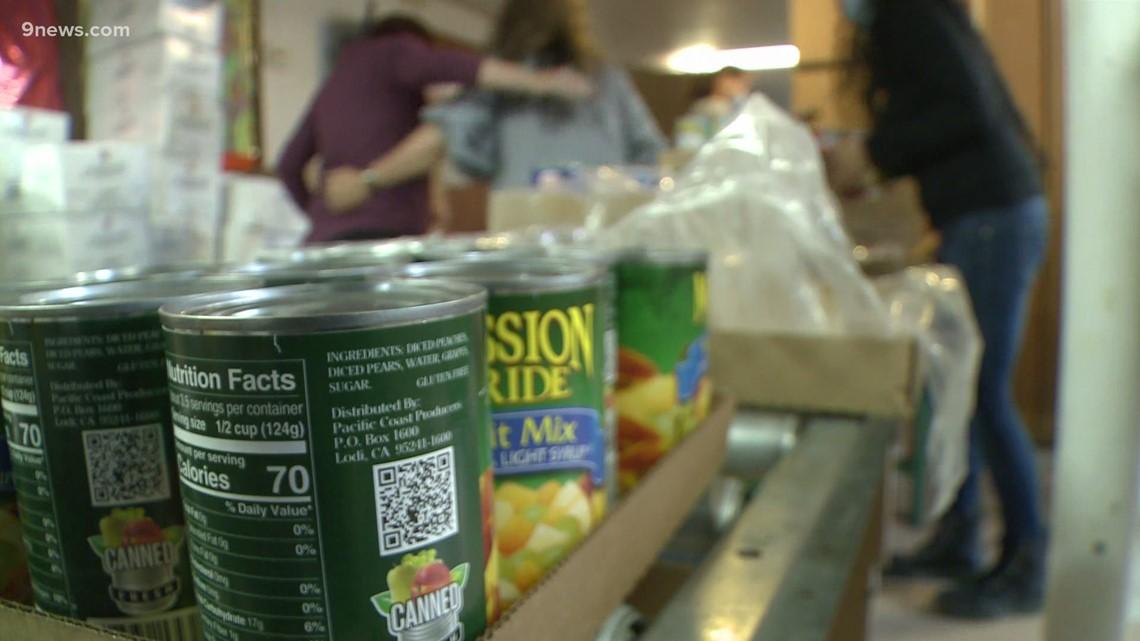 Food pantries making an impact in Colorado communities