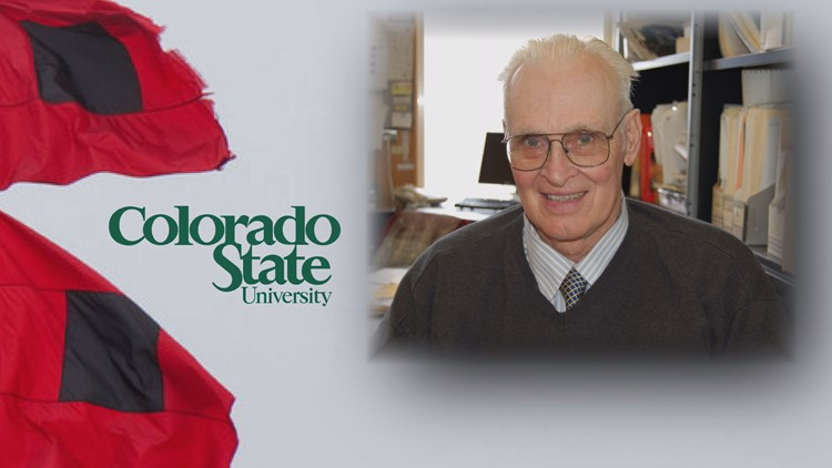 Dr. Bill Gray was an atmospheric science professor at Colorado State University and the head of the Tropical Meteorology Project at CSU's Department of Atmospheric Sciences