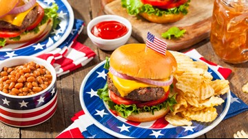 Independence Day week food deals and freebies in Colorado