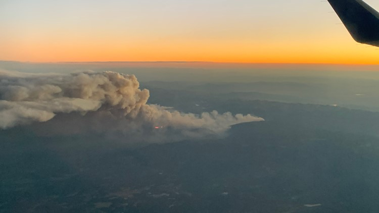 Photos Cameron Peak Fire Grows Nearly 10 000 Acres In A Day 9news Com
