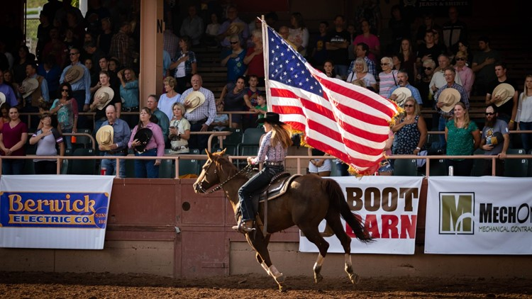 Ride for the Brand Ranch Rodeo