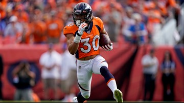 Curse of the Broncos' 1,000-yard running back
