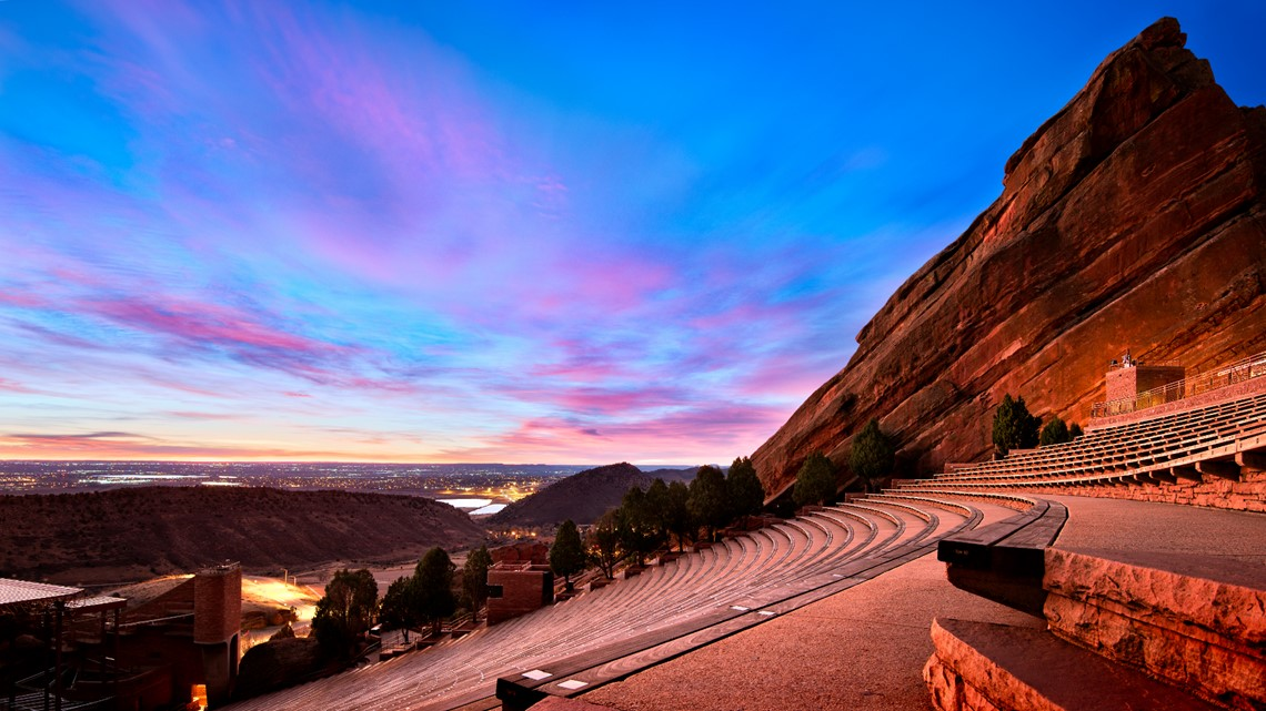Who S Playing Red Rocks In 2019 9news Com