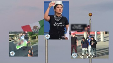 Police release photos of persons of interest they say removed American flag from Aurora ICE facility