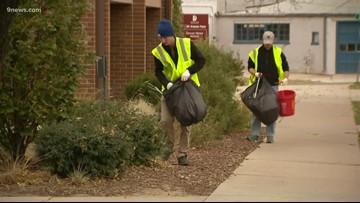 Man uses Reddit, program he developed to organize cleanup efforts in several Denver neighborhoods