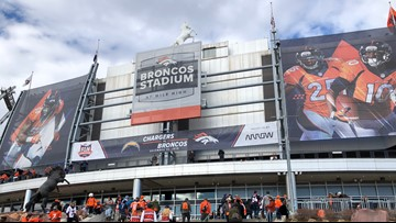 Broncos to celebrate NFL's 100th anniversary with inaugural 'Denver Day of Service'