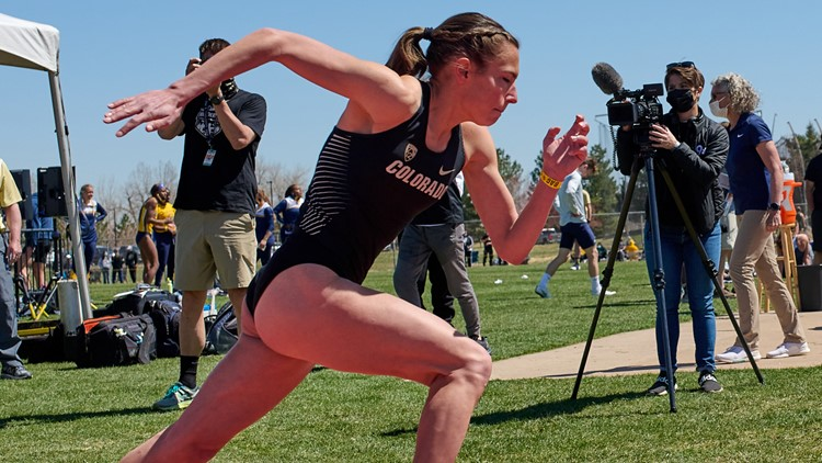 CU national champion Hurta sprints to new challenges