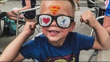 Four-year-old battling Lukemia has a reservation to share his good news