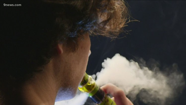 Clearing the Air   Part 3: Making it harder for teens to get vape juice