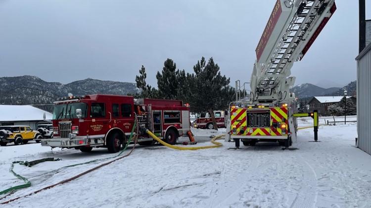 2 employees injured in Elkins Distillery fire in Estes Park