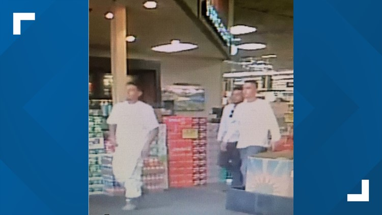 2 men arrested in connection with shooting at Castle Rock King Soopers