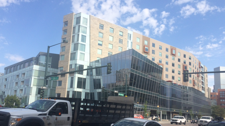 Denver hotel ranked among 25 best in world