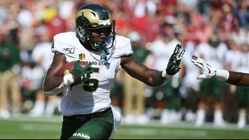 Marvin Kinsey Jr. no longer with CSU football team