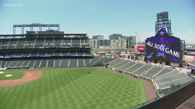 'This is going to be a real kickoff for us': Denver prepares for largest crowd in months