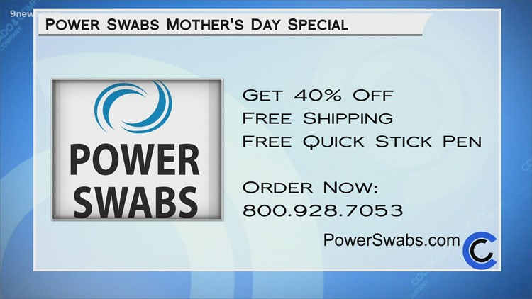Power Swabs - May 6, 2021