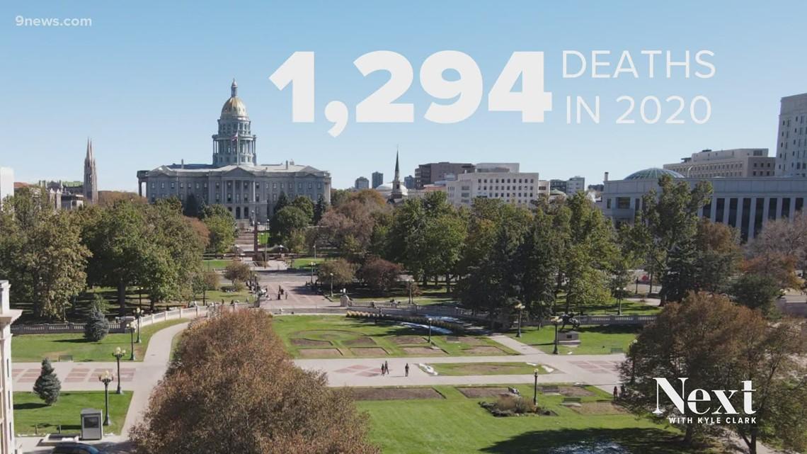 El número de personas que murieron por suicidio en Colorado no aumentó durante la pandemia como temían los expertos.