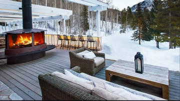 You can rent Kevin Costner's Aspen home for a mountain getaway