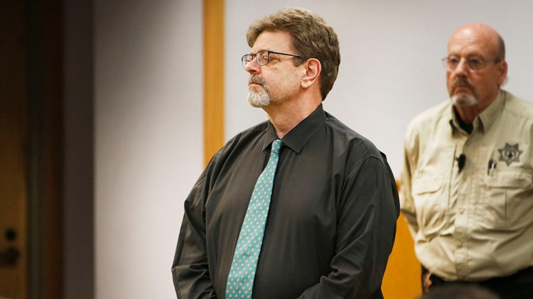 'He's Dylan's murderer': Jury convicts Mark Redwine on all counts