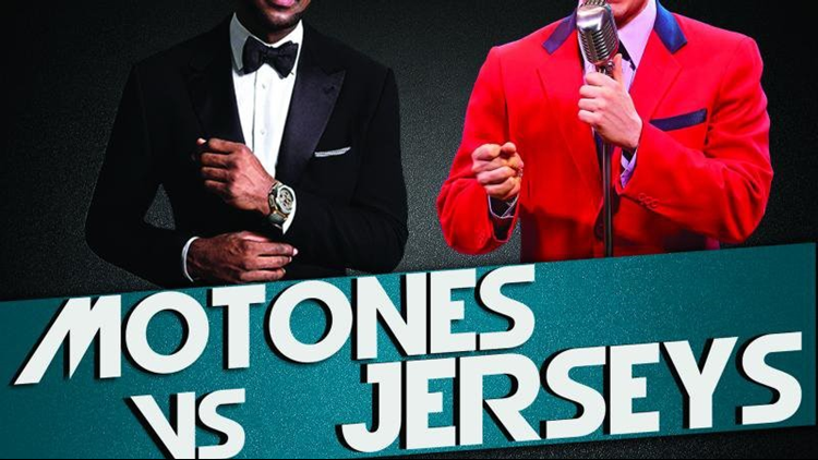 Motones vs Jerseys