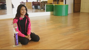 Meet the 11-year-old Denver dancer who's now a salsa world champion