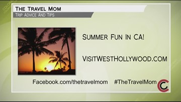 Travel Mom - West Hollywood - June 13, 2019