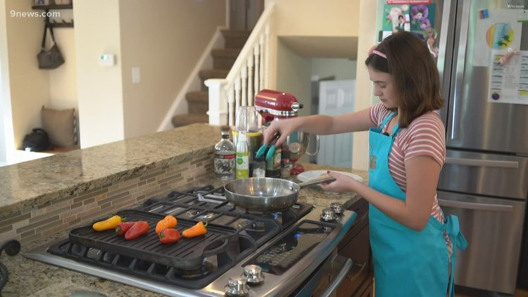 Local seventh grader shows off cooking skills on Food Network show Chopped  Junior