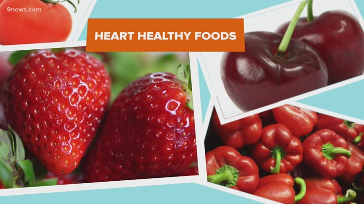 Wellness Wednesday: Eat these red foods for better heart health