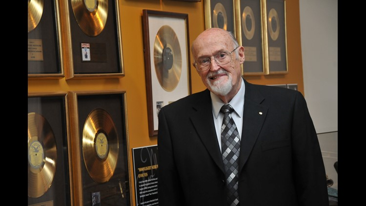 Alan Cass, Curator of the Glenn Miller Archive at the University of Colorado Boulder.