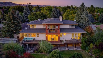 Boulder home with Japanese gardens, a koi pond and plenty of privacy hits market at $4.65M