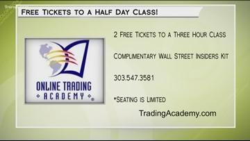 Online Trading Academy - November 13, 2019