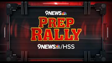 Saturday morning Prep Rally (5/18/19)