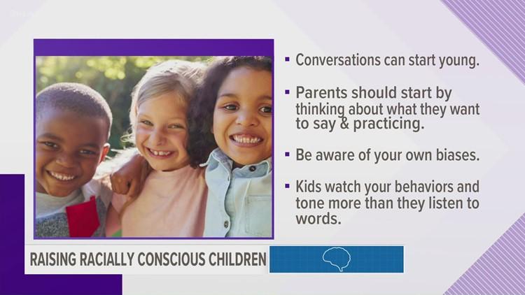 How to raise racially conscious kids