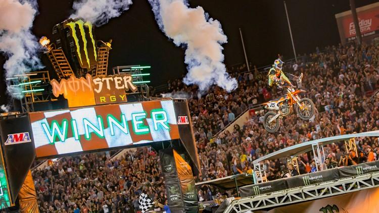 Monster Energy Supercross 1