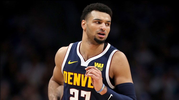 Jamal Murray Denver Nuggets GETTY NEW