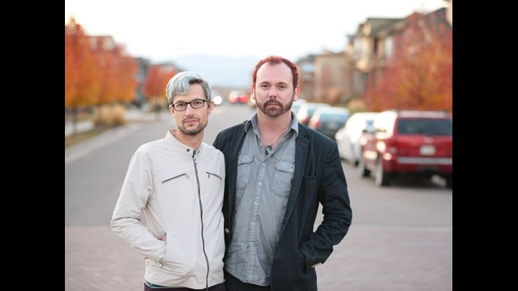 Charlie Craig and Dave Mullins were denied a weddinf cake for their same-sex marriage by Jack Phillips of Masterpiece Cakeshop.