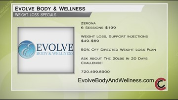 Evolve Body and Wellness - June 24, 2019