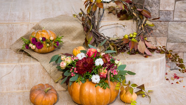 Proctor's Garden: Spruce up your porch for Thanksgiving