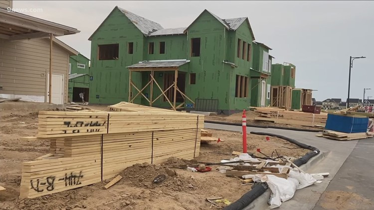 Supply issues causing ripple effect for new home builds