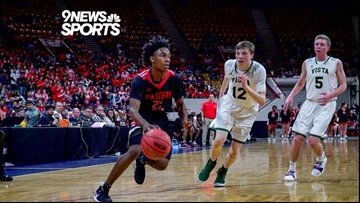Rangeview, Chaparral to play for 5A basketball championship