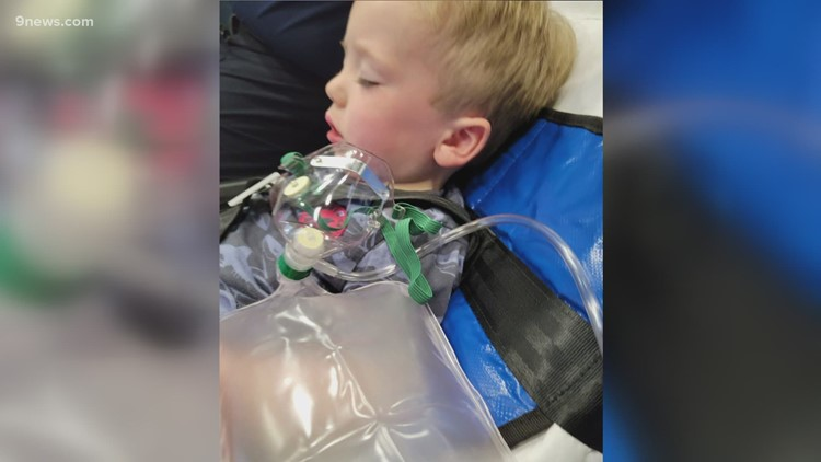 Mother thanks strangers who stepped in to help when 2-year-old had seizure at DIA
