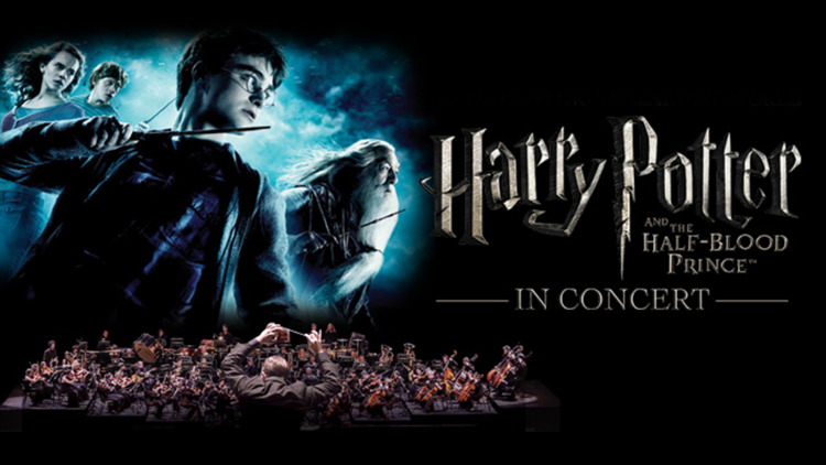 Movie at the Symphony: Harry Potter and the Half-Blood Prince™ In Concert