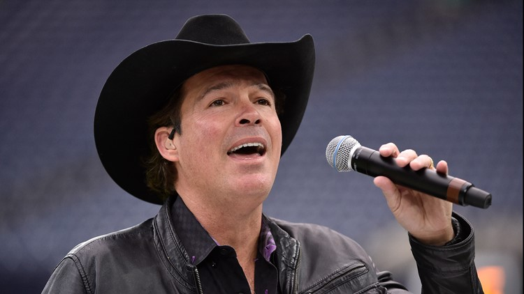 Country artist Clay Walker