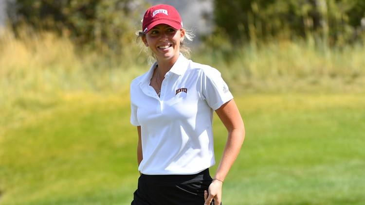 DU golfer Anna Zanusso set to get another shot at Augusta National Women's Amateur