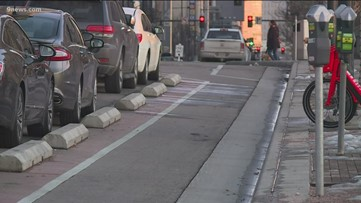 Denver working to add eight protected bike lanes in 2020