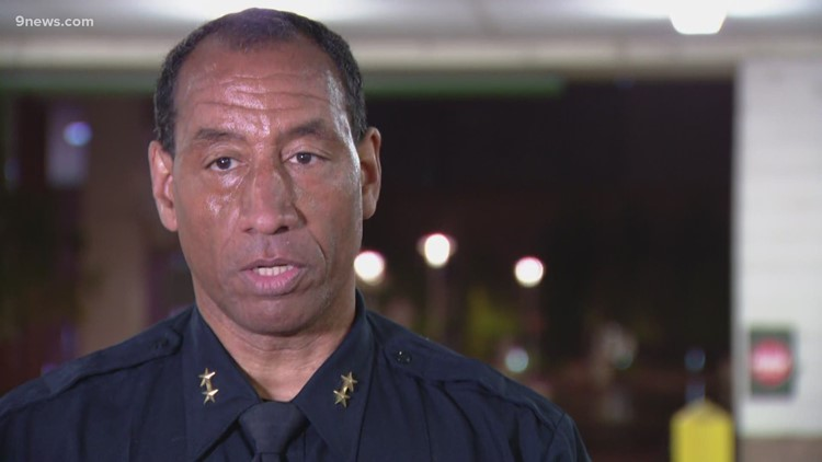 Denver police give update on shooting of officer