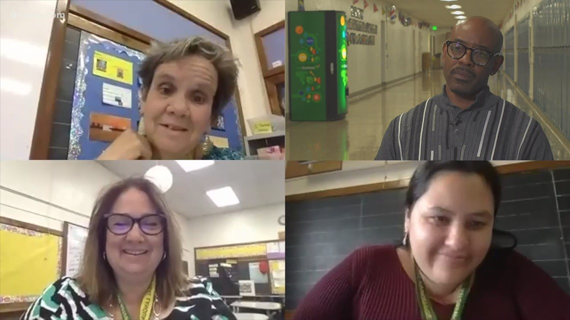 Warrior Way: Celebrating teachers in our community